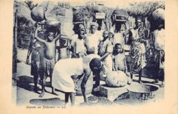 Dahomey - Un Marché - Dahomey