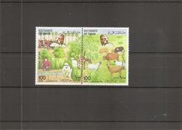 Agriculture ( 311/312 XXX -MNH- De Oman) - Agriculture