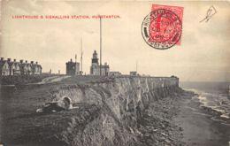 Lighthouse & Signalling Station, Hunstanton - Angleterre