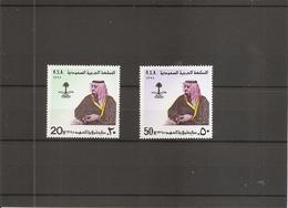 Arabie Saoudite ( 485/486 XXX -MNH) - Saudi Arabia