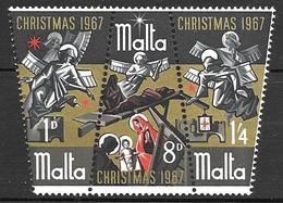 Malta 1967 - Christmas - Malta