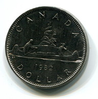 1982 Canada $1 Coin - Canada
