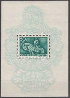 Hungary Souvenir Sheet 1940 Sc#B122 MH - Hungary