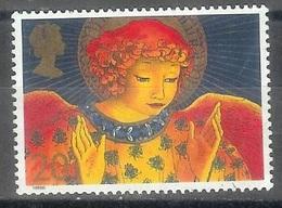 1998 20 Pence Christmas No Gum - 1952-.... (Elizabeth II)