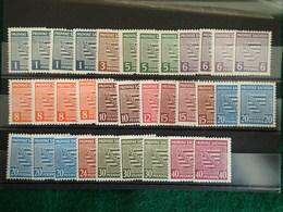 Provinz Sachsen - 1945-1946 - Collection 68 Timbres - Zone Soviétique