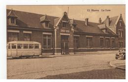 13.  Herve  La Gare - Herve