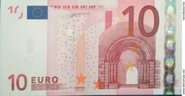 EURO SPAIN(V) 10 M003 DUISENBERG, UNCIRCULATED - EURO