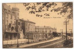 Herbesthal - Poste Et Gare - Lontzen