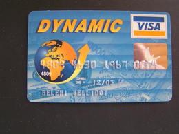 GREECE DYNAMIC. - Geldkarten (Ablauf Min. 10 Jahre)