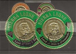 SierraLeone ( 305/310 Oblitérés) - Sierra Leone (1961-...)