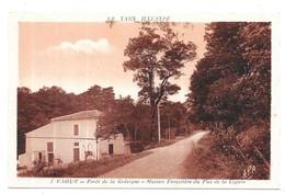 Vaour Maison Forestière Du Pas De La Lignée - Vaour