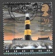 1998 St. John's Point Lighthouse, 22p, Used - 1952-.... (Elizabeth II)