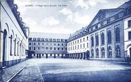 Alost - Collège St Joseph - La Cour - Aalst