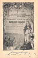 Souvenir De Renaix - Grande Fête De Gymnastique 1900 - Renaix - Ronse