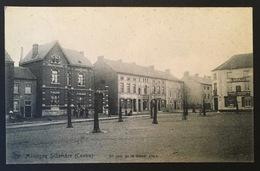 MONTIGNY SUR SAMBRE - Centre - Un Coin De La Grand Place - CHARLEROI - GRAND MAGASON L'ABEILLE - Charleroi