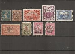 Cilicie ( Lot De Timbres Divers Différents XXX -MNh) - Cilicia (1919-1921)