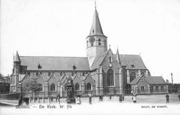 Stekene - De Kerk (druk. De Windt, Animatie 1903) - Stekene