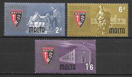 Malta 1964 - 1st European Congress Of Catholic Physicians - Malta