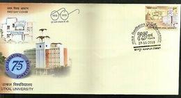 India 2018 Utkal University Education Architecture FDC - Architecture