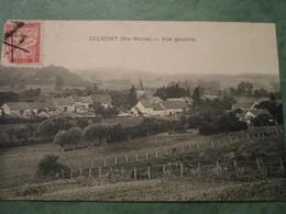 CULMONT - Vue Générale - France