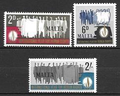 Malta 1968 -International Human Rights Year - Malta
