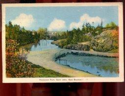 Saint John : Rockwood Park - St. John