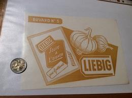Buvard «LIEBIG - N°5 SOUPE À L'OIGNON» - Potages & Sauces