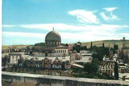ISRAEL THE DOME OF THE ROCK JÉRUSALEM JORDAN - Israel