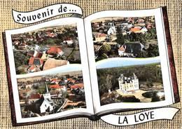 La Loye Et Augerans Colonie Peugeot Canton Montbarrey Livre Ouvert - France
