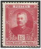 630 Monaco YT 66 Prince Louis II MH * Neuf (MON-68) - Monaco