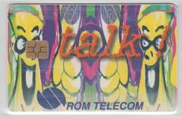 ROMANIA 1998 TALK 3 - Romania