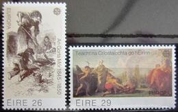 EUROPA            Année 1982         IRLANDE          N° 467/468             NEUF** - Europa-CEPT