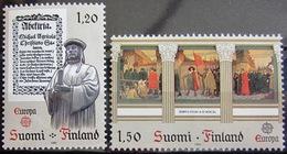 EUROPA            Année 1982         FINLANDE          N° 865/866             NEUF** - Europa-CEPT