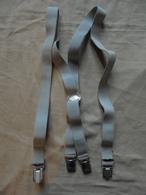 Vintage - Paire De Bretelles Pour Homme - Habits & Linge D'époque