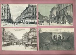 25 Cartes De : Lille - ( Nord ) - - Lille