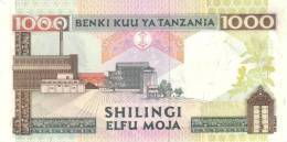 TANZANIA P. 34 1000 S 2000 UNC - Tanzania