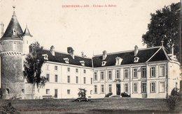 Dompierre Sur Ain  - Château De Belvey - - Autres Communes