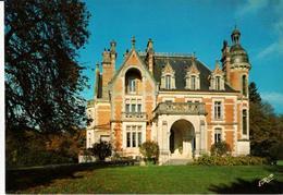 16 - AIGRE - LE CHÂTEAU DE GERMEVILLE - Francia