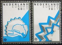 EUROPA            Année 1982         PAYS-BAS          N° 1189/1190             NEUF** - Europa-CEPT