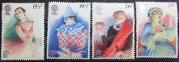 EUROPA            Année 1982         GRANDE-BRETAGNE          N° 1043/1046             NEUF** - Europa-CEPT