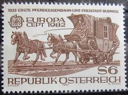 EUROPA            Année 1982         AUTRICHE          N° 1541             NEUF** - Europa-CEPT