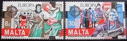 EUROPA            Année 1982         MALTE          N° 649/650             NEUF** - Europa-CEPT