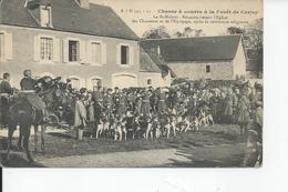 CERISY  Chasse A Courre La St Hubert - France