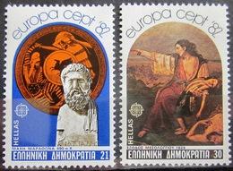 EUROPA            Année 1982         GRECE          N° 1459/1460             NEUF** - Europa-CEPT