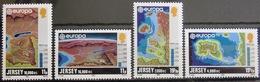EUROPA            Année 1982         JERSEY          N° 272/275             NEUF** - Europa-CEPT