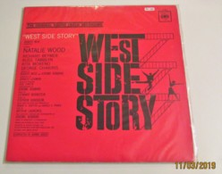 33T BOF WEST SIDE STORY - Filmmusik