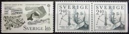 EUROPA            Année 1982         SUEDE          N° 1169/1170a             NEUF** - Europa-CEPT