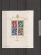 Portugal ( BF 9 XXX -MNh) - Blocks & Sheetlets