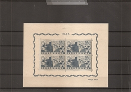 Portugal ( BF 10 XXX -MNh) - Blocks & Sheetlets