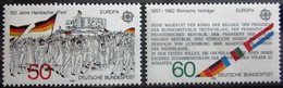 EUROPA            Année 1982         ALLEMAGNE          N° 962/963             NEUF** - Europa-CEPT